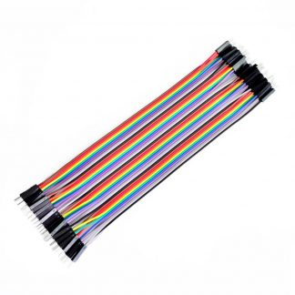 Colour-coded Jumper Wires