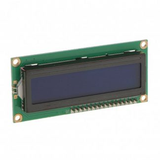 16×2 LCD with I2C