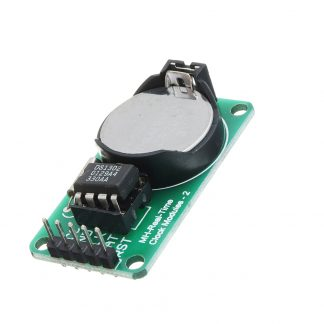 DS1302 Real Time Clock Module (Battery included)