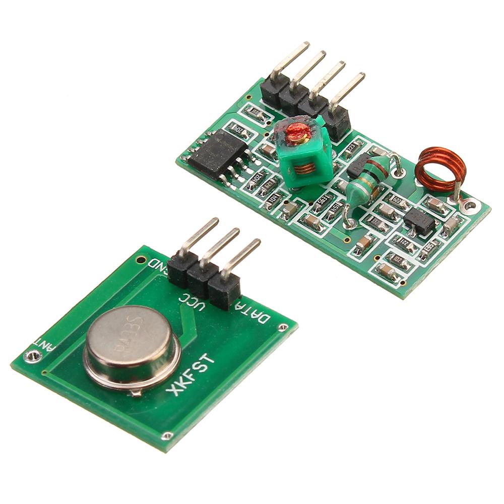 RF Transmitter/Receiver Pair 433MHz