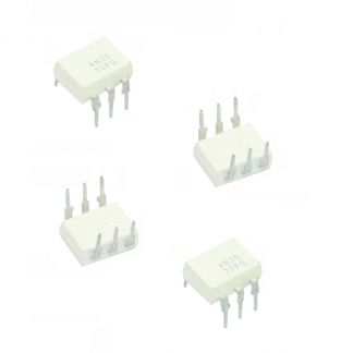 4N35 Optocoupler IC (pack of 4)