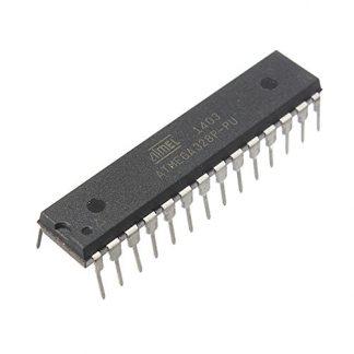 ATMEGA328P Microcontroller IC (DIP-28)