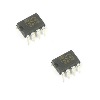 LM324 Quad Op-Amp IC (pack of 2) | DaakyeTech