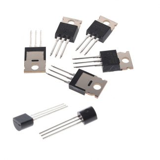 FET (MOSFET and JFET) Transistors pack