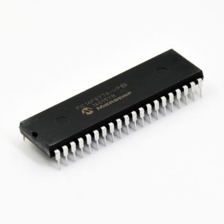 PIC16F877A Microcontroller IC (DIP-40)