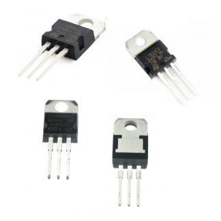 Voltage Regulator IC pack