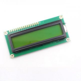 16×2 LCD (without I2C)