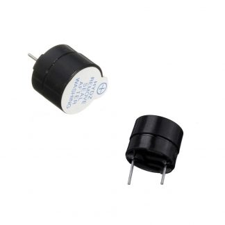 5V Active Buzzer (set of 2)